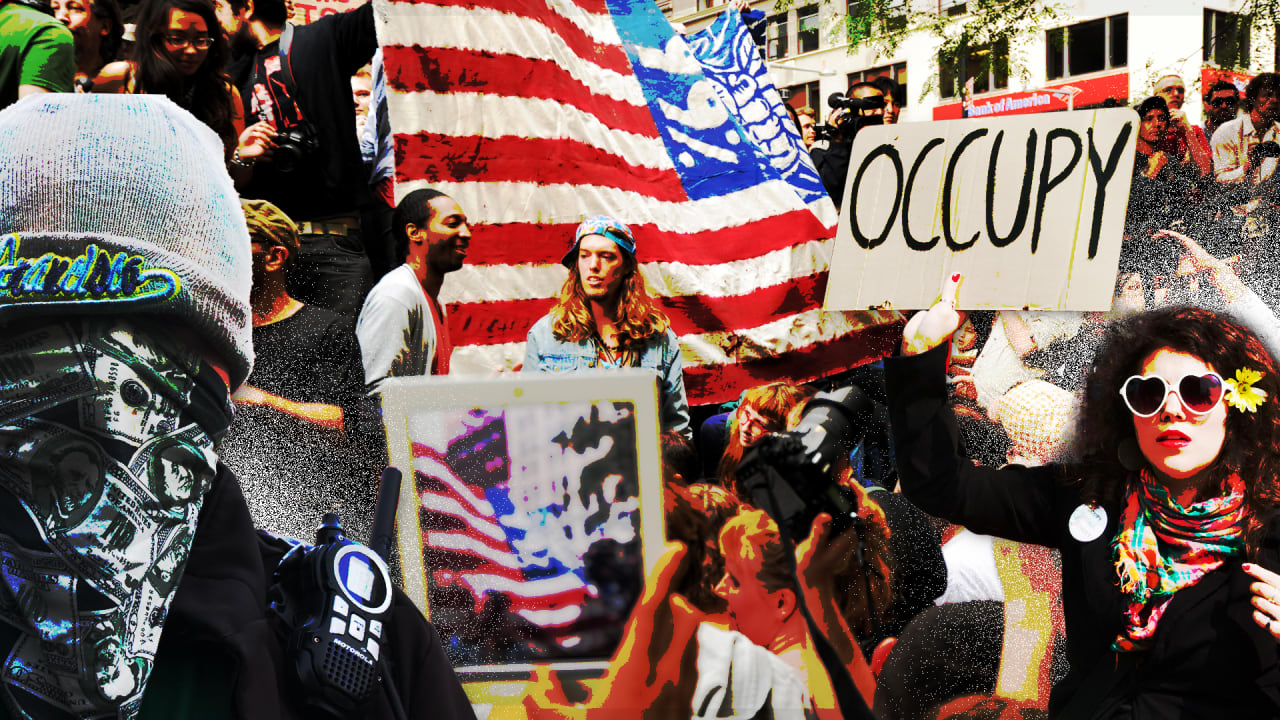 How Occupy Wall Street spawned a decade of protest, politics, and social media