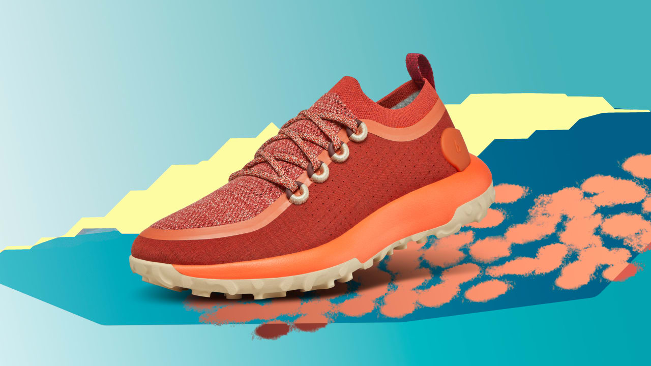 Allbirds new eco-friendly Trail Runner SWT shoes are made for adventure