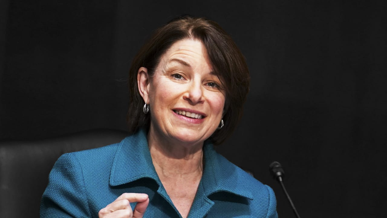 Klobuchar: After Haugen testimony, the switch flipped on legislating big tech