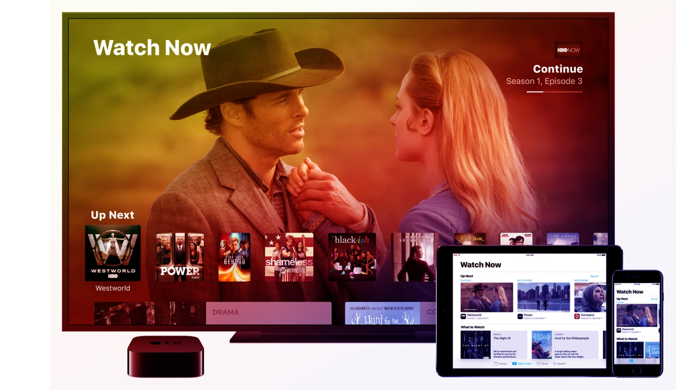 Amazon Prime Video finally comes to the Apple TV