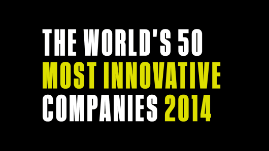 The 2014 worlds most innovative companies fast company malvernweather Image collections