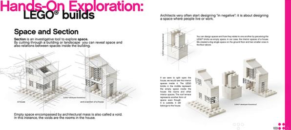 A Monochrome Lego Set To Teach Tomorrows Architects