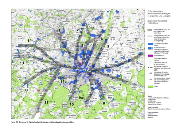 Munich Wants To Build An Autobahn For Bikes