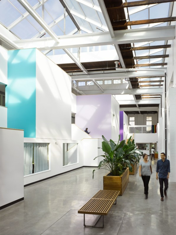 This Building Is Redefining What A Homeless Shelter Means