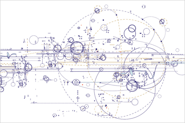 Artist draws the blueprints for music space and architecture itself he mixes detailed schematics with abstract art combining topics from music to astrophysics and hot air balloons in intense diagrams that constantly malvernweather Image collections