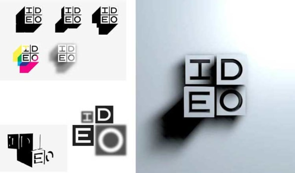 To create the future of brand identity ideo looks inward for Ideo boston