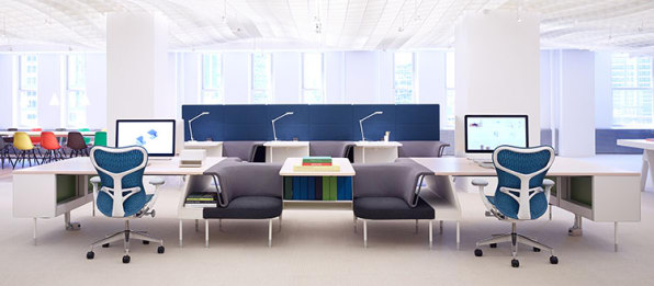 google office desk. Between Observation And Interviews, The Designers Found An Across-the-board Hunger For Better Ways To Collaborate In-office. Google Office Desk O