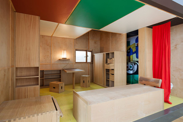 A Surprising New Angle On Le Corbusier