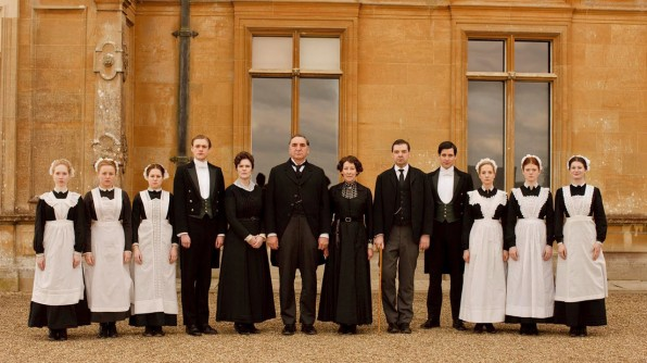 a real life butler weighs in on downton abbey. Black Bedroom Furniture Sets. Home Design Ideas