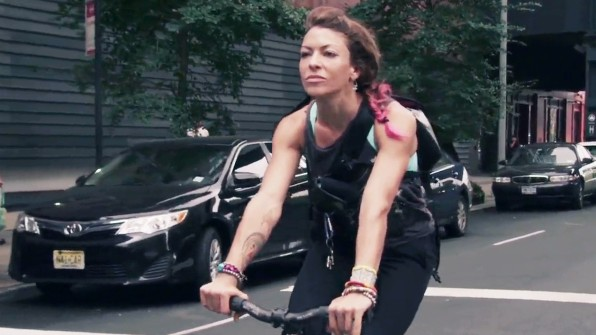 An Nyc Bike Messenger Turned Soulcycle Instructor On Managing And Stay