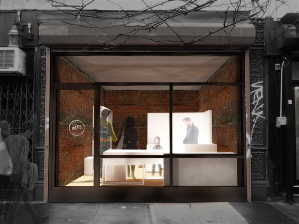 MiLES Is Hoping To Put The Modular Furniture Kit Good Use As It Supports A Second Wave Of Pop Ups At New Storefront In Lower East Side