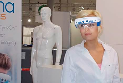 This Real Life Version Of X-Ray Glasses Can See Through