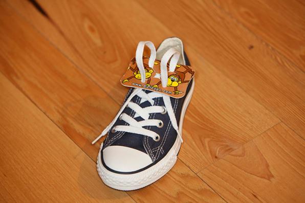 Teaching Shoe Tying Tips And Tricks