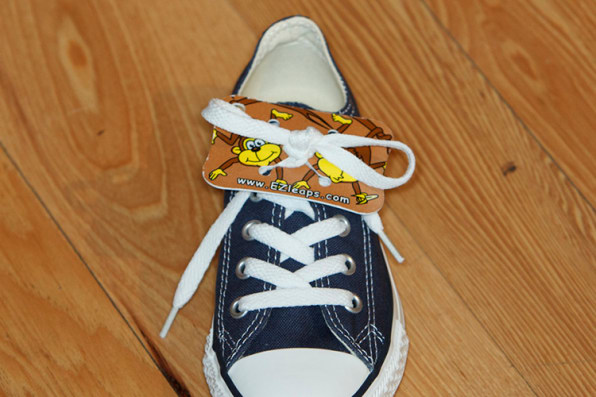 The Ezleaps Shoe Tying Tool Isn T A Mind Ingly Original Product Looz Offers Similar For Kids With Special Needs But It S Pretty