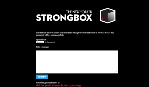 An up to date laymans guide to accessing the deep web the new yorker strongbox is a secure transmission for writers and editors where i was given the code name riddle yeah abreacts murgeoning ccuart Image collections