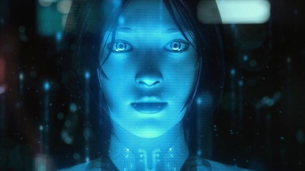 Siri Cortana And Why Our Smartphone Assistants Have Such Weird Names - Siris human face finally revealed