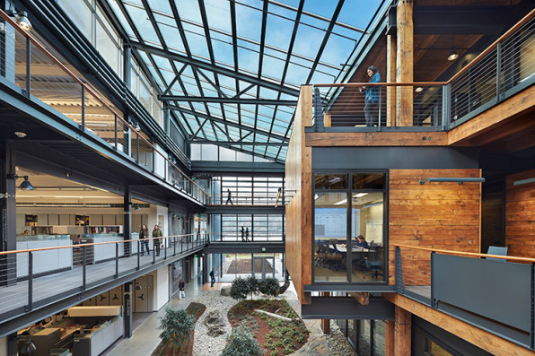 An Energy-Efficient Building That Lives Up To The Hype
