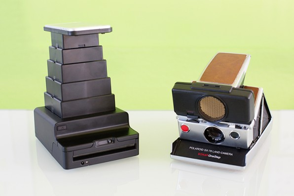 A Printer That Develops Your iPhone Pics Into Lasting Polaroids