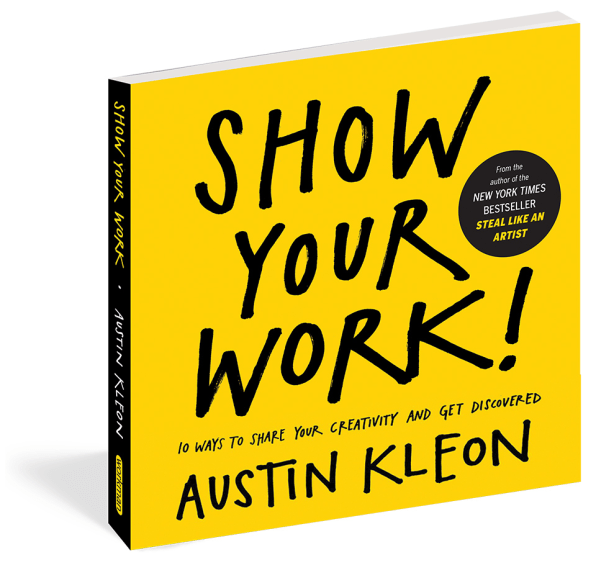 human spam is that before you have something to shill you need to build up a network of goodwill kleon explains that way when youre sending out - Self Promotion Ideas How To Promote Yourself And Your Brand