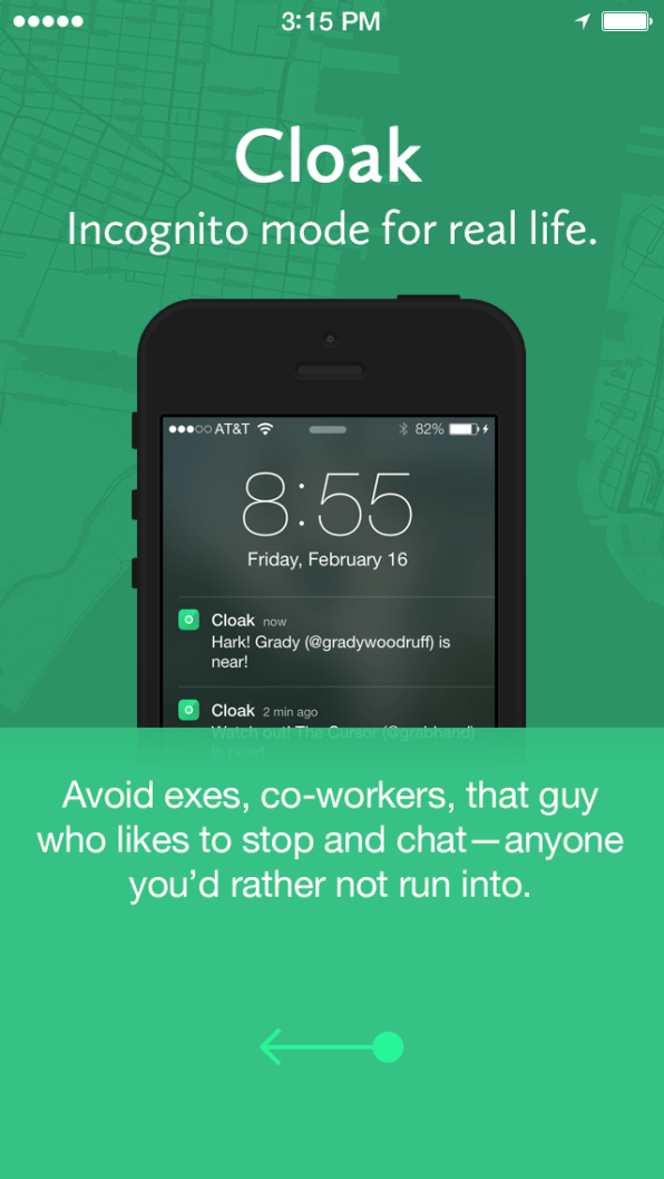 Anti-Social Network Helps You Avoid People You Don't Want To See