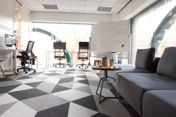 Everything is lightweight  on wheels  or both. Google Ventures  Your Design Team Needs A War Room  Here s How To Set