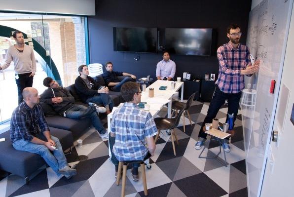 Google Ventures Your Design Team Needs A War Room Here S