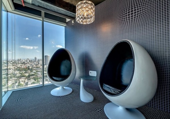 google office furniture. Occupying Eight Floors Of The Electra Tower In Tel Aviv, These Offices Look Like What Elves And Fairies Might Build If They Held Board Meetings. Google Office Furniture I