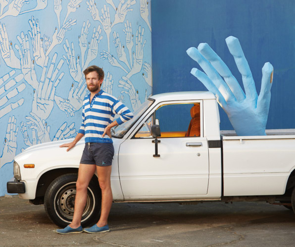 These Photos Of Angelenos And Their Cars Are The Most L.A. Thing Ever