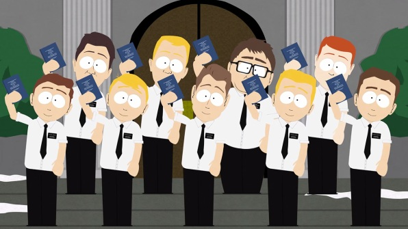 South Park The Mormons Were Right