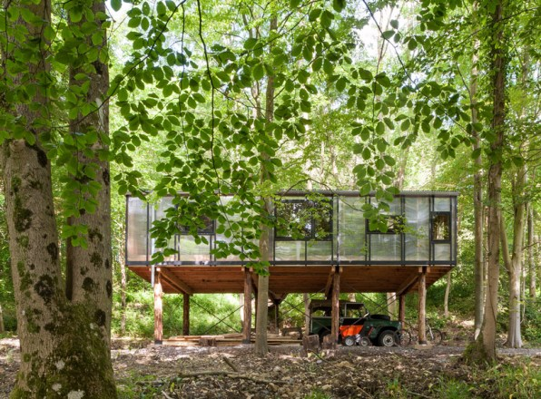 Commune With Nature In These 6 Productivity Boosting Offices