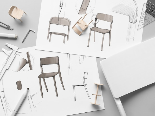 Ikea's Quest To Design The Perfect All-Purpose Chair