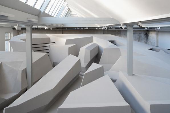 futuristic office desk. Jan Kempenaers. \u201c Futuristic Office Desk C