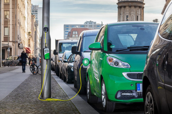 How We Could Put An Ev Charging Station On Every Lamp Post
