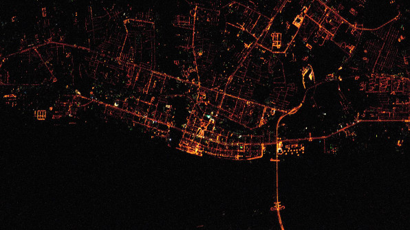 Help NASA Identify All The Light Pollution Ruining Your Night Sky