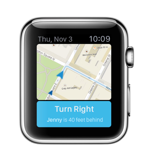 How Your Favorite Apps Will Look On The Apple Watch
