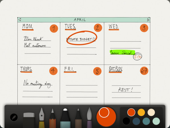 The best ipad sketch app paper is now completely free for us the mission is still clear we want to make creativity and productivity more accessible that will never change petschnigg says ccuart Choice Image
