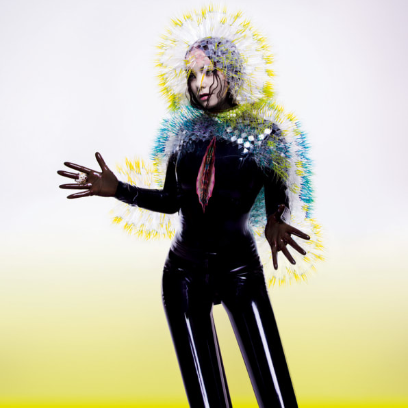 A Peek Inside MoMA's Hotly Anticipated Björk Retrospective