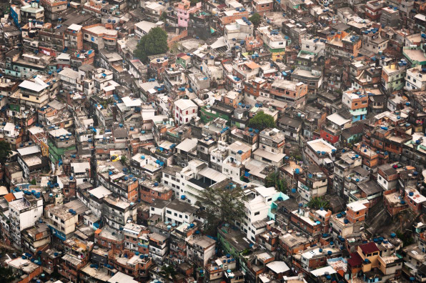 Ways Humans Create Poverty - Poor cities in africa