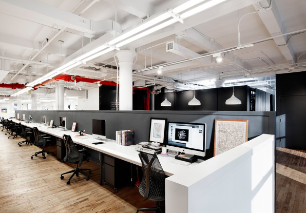 Open Office Design Here Is An Open Office Any Employee Would Love