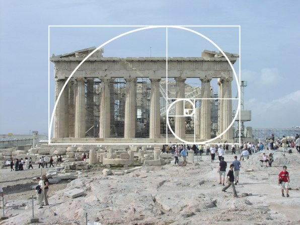 The Golden Ratio In Architecture Magnificent The Golden Ratio Design's Biggest Myth Design Inspiration