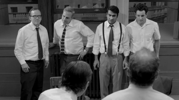 12 angry men art of persuation Aristotle's rhetoric has had an enormous influence on the development of the art of rhetoric rhetoric iii1–12 but to the judge who is in an angry.