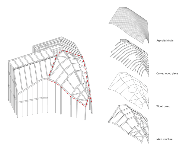 roof drawing