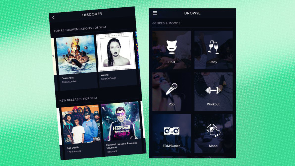 how to build spotify like streaming service