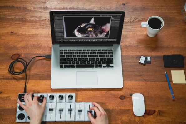 Why Designers Need A DJ-Style Mixing Board