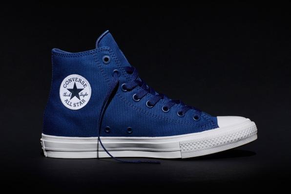 converse chuck taylor new design