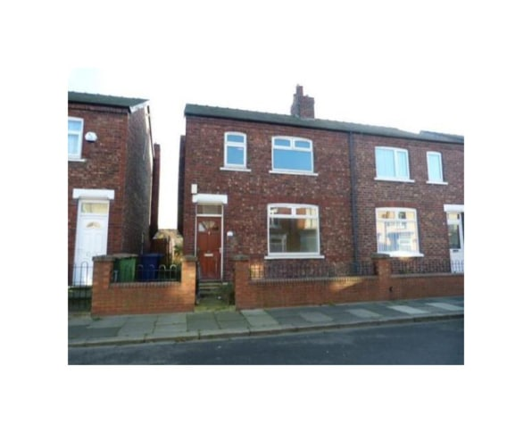 Up North, In Middlesborough, You Could Buy A Whole Street Of Houses. This  Single Three Bedroom Terraced (multi Floor Homes, Joined Together In A Row)  House ...