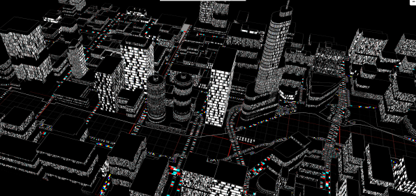 This brooding cityscape is what google maps dreamt about last night its a somewhat esoteric tribute for sure reskinning the open sourced maps offered by mapzen with a the perceived artistic sensibilities of one creatives gumiabroncs Images