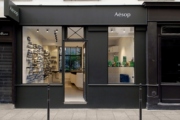 Skincare brand aesop reveals its 4 secrets for standout for Best retail store design