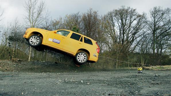Federal Laws Regarding Car Crashes