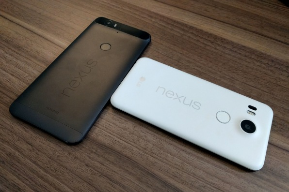 Nexus 6P And 5X Review: Five Years Later, Google's Phones ...